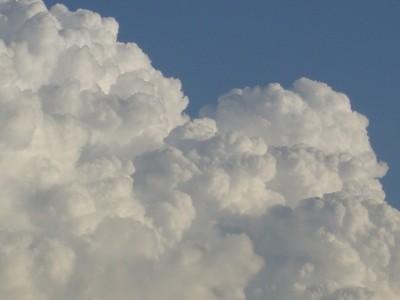 storm clouds. joe mazza