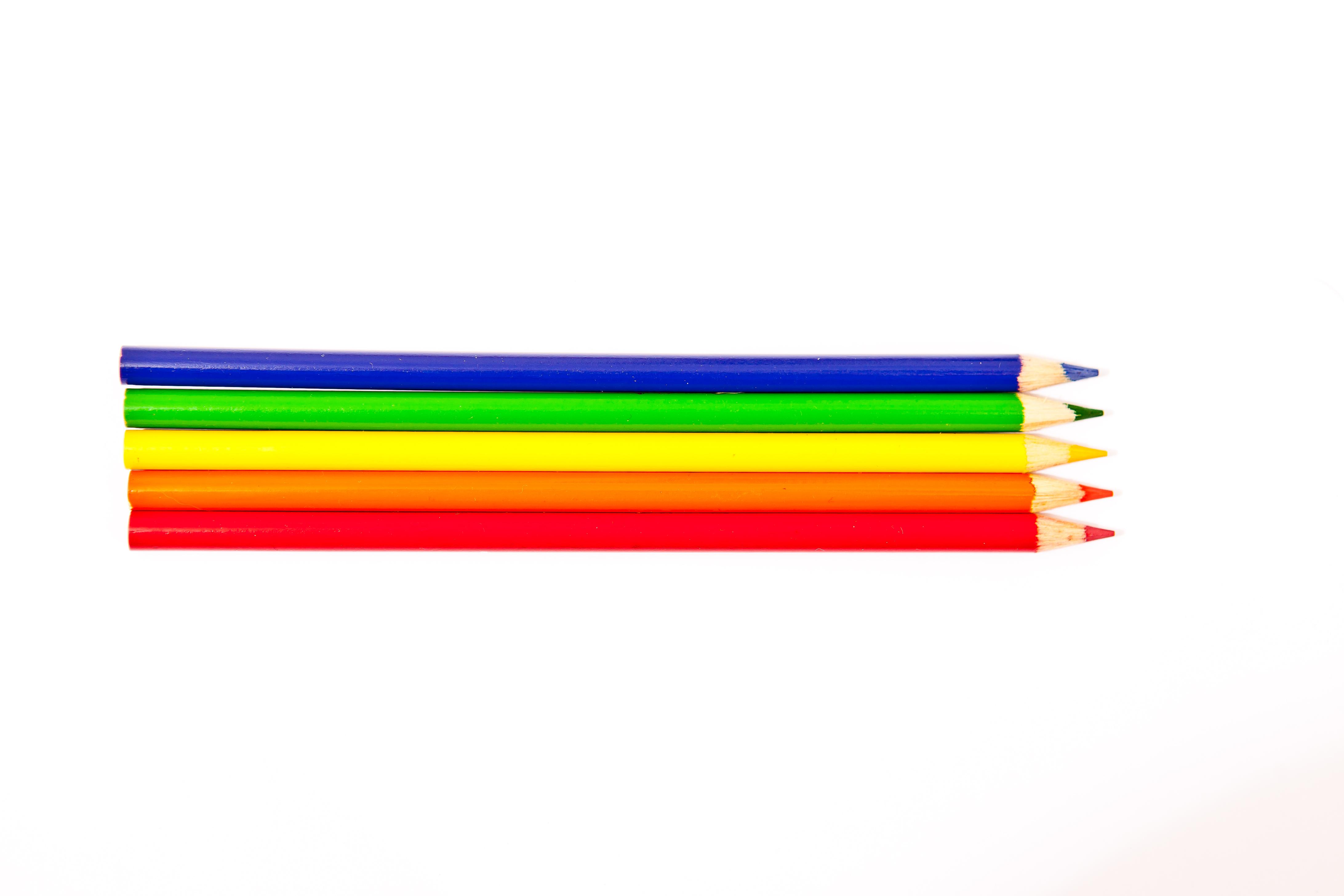 colored pencils photo by joe mazza / brave lux