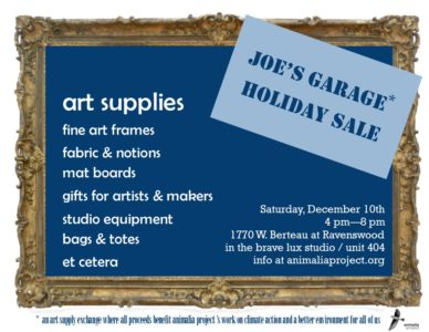Joe's Garage Holiday Sale!