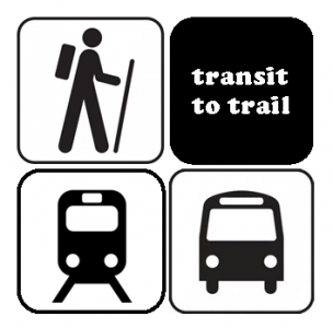 transit to trail square logo animalia