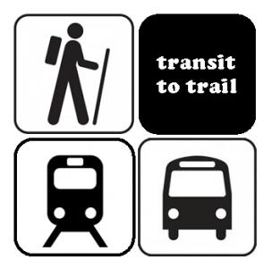 transit to trail square logo animalia