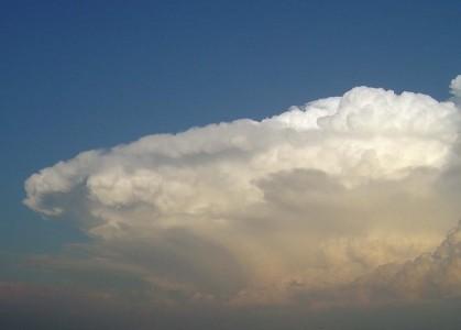 intense storms thunderhead anvil